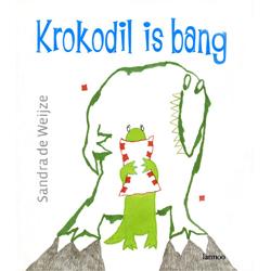Krokodil is bang - prentenboek, € 22,50