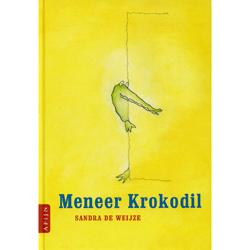 Meneer Krokodil - prentenboek, € 22,50